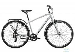 Велосипед Orbea COMFORT 40 PACK L Grey - Black 2019