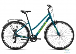 Велосипед Orbea COMFORT 42 PACK M Blue - Green 2019