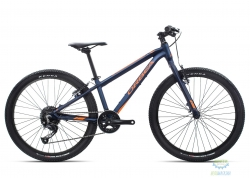 Велосипед Orbea MX TEAM 24 Blue - Orange 2019