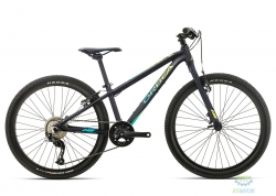 Велосипед Orbea MX TEAM 24 Black - Pistachio 2019