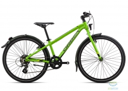 Велосипед Orbea MX PARK 24 Green - Yellow 2019