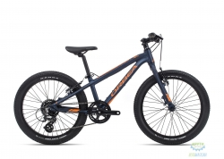 Велосипед Orbea MX TEAM 20 Blue - Orange 2019
