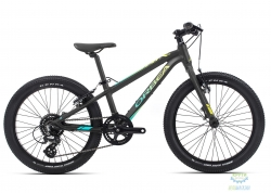 Велосипед Orbea MX TEAM 20 Black - Pistachio 2019