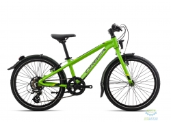 Велосипед Orbea MX PARK 20 Green - Yellow 2019