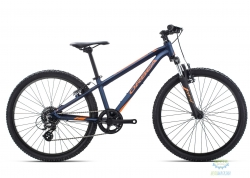 Велосипед 24 Orbea MX XC 24 Blue - Orange 2019