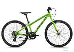 Велосипед Orbea MX SPEED 24 Green - Yellow 2019