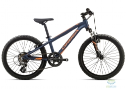 Велосипед Orbea MX XC 20 Blue - Orange 2019