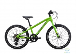 Велосипед Orbea MX SPEED 20 Green - Yellow 2019