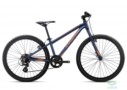 Велосипед 24 Orbea MX DIRT 24 Blue - Orange 2019