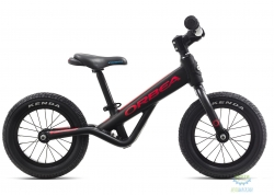 Беговел Orbea GROW 0 Black-Red 2019