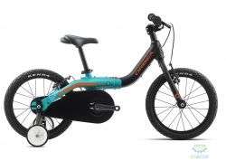 Велосипед 16 Orbea GROW 1 Black-Jade-Green 2019