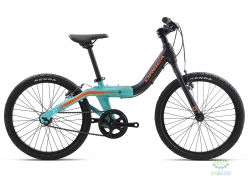 Велосипед Orbea GROW 2 1V Black-Jade-Green 2019