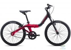 Велосипед Orbea GROW 2 1V Black-Red 2019