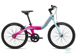 Велосипед Orbea GROW 2 1V Blue-Pink 2019