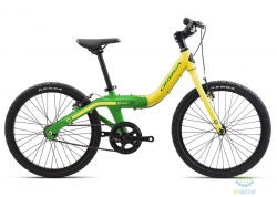Велосипед Orbea GROW 2 1V Pistachio-Green 2019