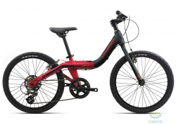 Велосипед Orbea GROW 2 7V Black-Red 2019