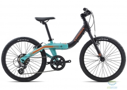 Велосипед Orbea GROW 2 7V Black Jade-Green 2019