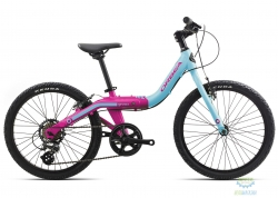 Велосипед Orbea GROW 2 7V Blue-Pink 2019