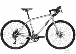 Велосипед 28 Pride ROCX Tour disc рама - M светло-серый 2019