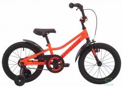 Велосипед 16 Pride FLASH 16 оранжевый 2019