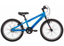 Велосипед 20 Pride ROWDY 2.1 синий 2019