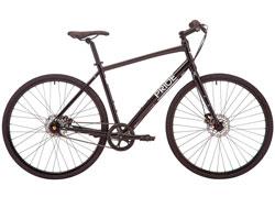 Велосипед 28 Pride Bullet disc рама - M черный глянец 2019