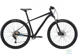 Велосипед 27,5 Cannondale TRAIL 5 рама - M 2019 BLK черный матовый