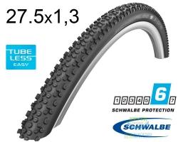 Покрышка 27.5x1.30 (33-584) Schwalbe X-ONE ALLROUND Evo MicroSkin TLE B/B-SK HS467 OSC 127EPI
