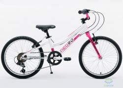 Велосипед 20 Apollo Neo 6s girls розовый/черный 2018