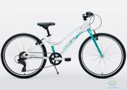 Велосипед 24 Apollo Neo 7s girls темно-бирюзовый 2018