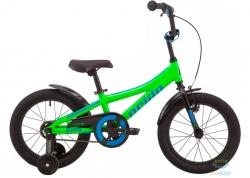 Велосипед 16 Pride Rider 16 лайм 2019