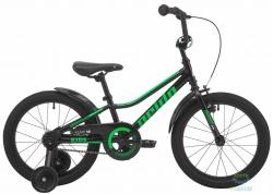 Велосипед 18 Pride FLASH 18 черный 2019