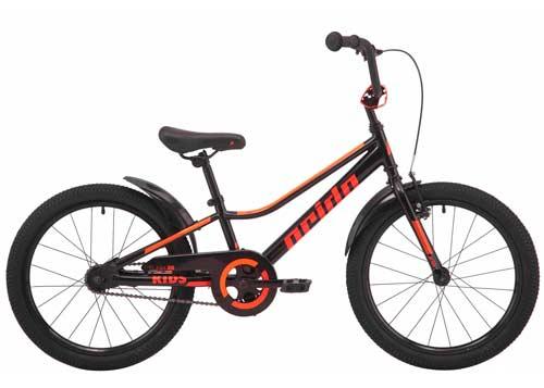 Велосипед 20 Pride FLASH 20 черный 2019