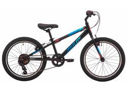 Велосипед 20 Pride JACK6 черный 2019