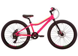 Велосипед 24 Pride FRIDA 4.1 розовый 2019