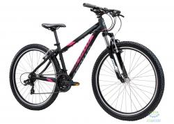 Велосипед 27,5 Apollo ASPIRE 10 WS рама - S  matte Black / Pink / Slate