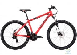 Велосипед 27,5 Apollo ASPIRE 20 рама - L matte Red / Black / Dark Red