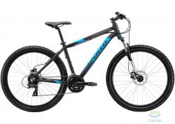 Велосипед 27,5 Apollo ASPIRE 30 рама - M matte Black / Blue / Charcoal