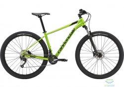Велосипед 27,5 Cannondale TRAIL 7 рама - XS 2019 AGR салатовый