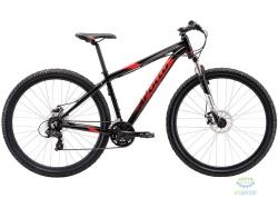Велосипед 29 Apollo XPERT 10 рама - L  gloss Black / Red / Charcoal