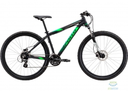 Велосипед 29 Apollo XPERT 20 рама - XL  matte Black / neon Green / Charcoal