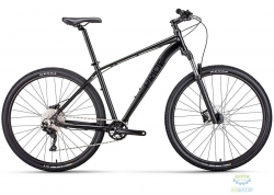 Велосипед 29 Pride REBEL RS рама - XL черный 2019