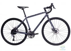 Велосипед 28 Pride ROCX Tour disc Рама - XL темно-серый 2019