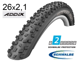 Покрышка 26x2.10 (54-559) Schwalbe ROCKET RON Performance Folding B/B-SK HS438 Addix, 67EPI EK