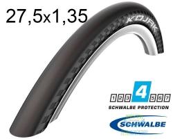 Покрышка 27.5x1.35 650B (35-584) Schwalbe KOJAK R-Guard B/B-SK+RLA HS385 SpC, 67EPI