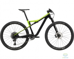 Велосипед 27,5 Cannondale Scalpel Si Crb 4 рама - S AGR 2020