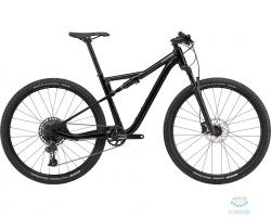 Велосипед 29 Cannondale Scalpel Si Al 6 рама - M BLK 2020