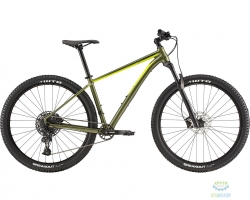 Велосипед 29 Cannondale Trail 3 MAT рама - L 2020