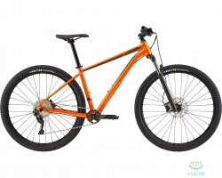 Велосипед 27,5 Cannondale Trail 4 CRU рама - S 2020