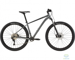 Велосипед 29 Cannondale Trail 4 GRY рама - XL 2020